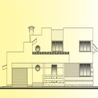 Проект дома 58-40