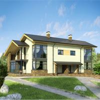 Проект дома 80-14