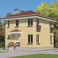 Проект дома 58-33