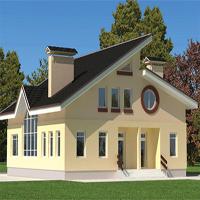 Проект дома 58-36
