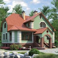 Проект дома 50-61