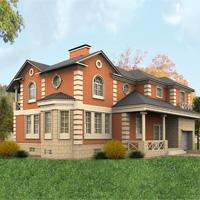 Проект дома 35-89