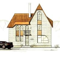 Проект дома 49-39