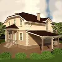 проект дома 88-10.