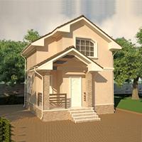 Проект дома 88-12