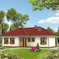Проект дома 82-17