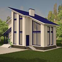 Проект дома 88-32