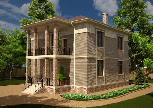 Проект дома 88-20