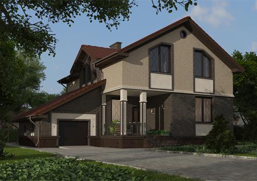 Проект дома 87-38