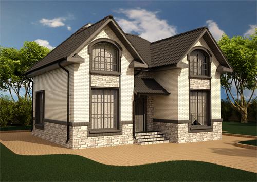 Проект дома 87-33