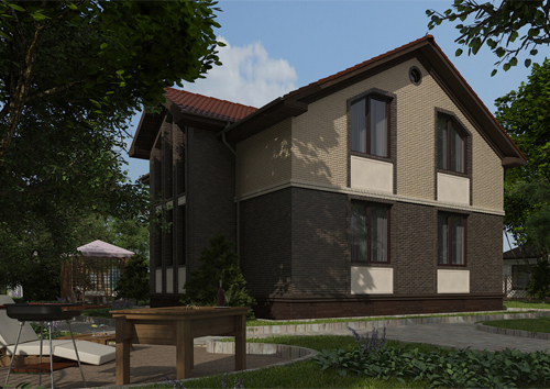 Проект дома 88-38