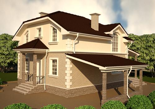 Проект дома 88-10
