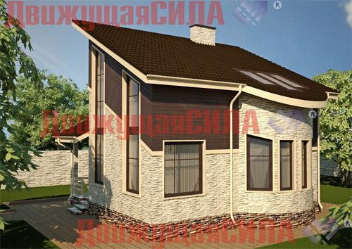 Проект дома 88-24