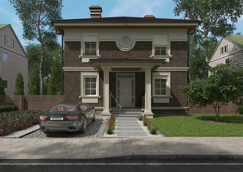 Проект дома 87-65