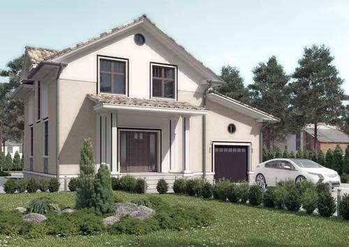 Проект дома 87-61