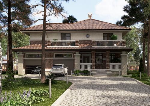 Проект дома 89-99