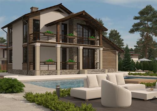 Проект дома 89-76