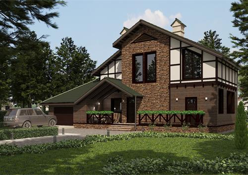 Проект дома 87-54