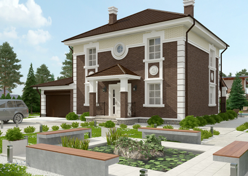 Проект дома 87-66
