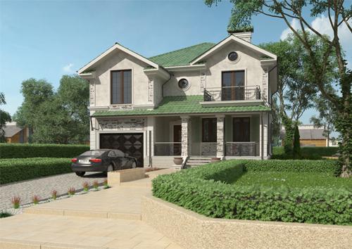 Проект дома 89-54