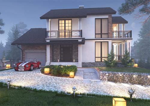 Проект дома 88-11
