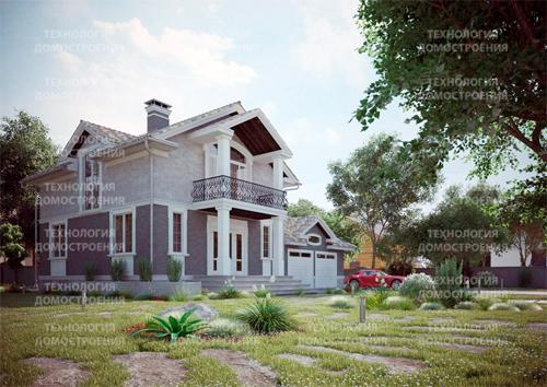 Проект дома 87-77