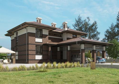 Проект дома 83-24