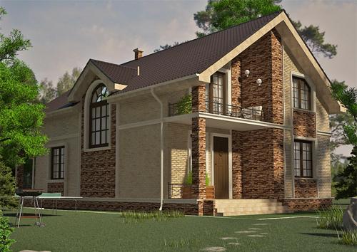 Проект дома 88-04