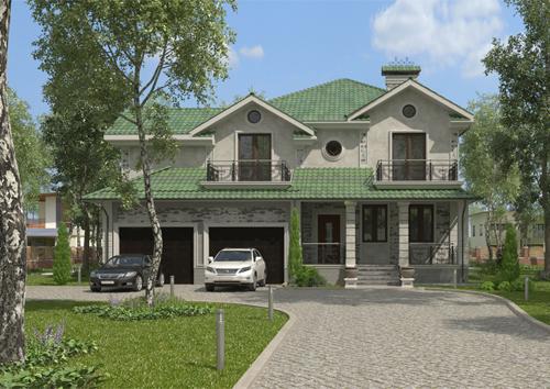 Проект дома 89-63