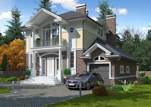 Проект дома 92-24