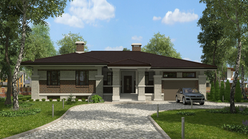 Проект дома 88-59