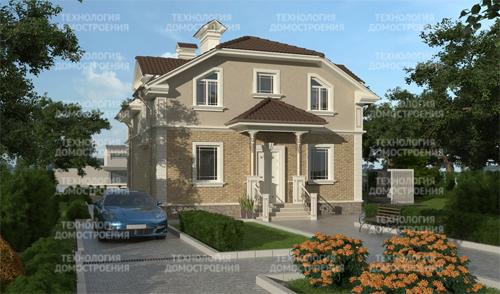 Проект дома 87-15