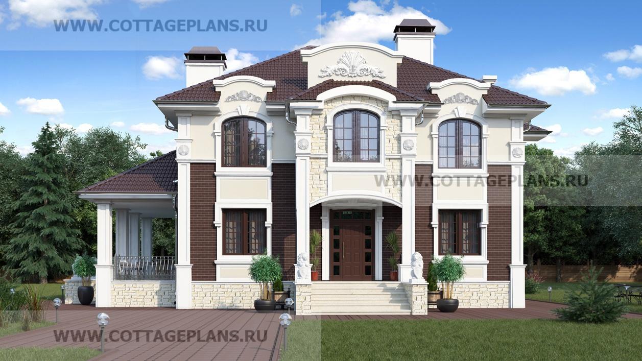 Отделка деревянного дома под ключ - цены в Москве