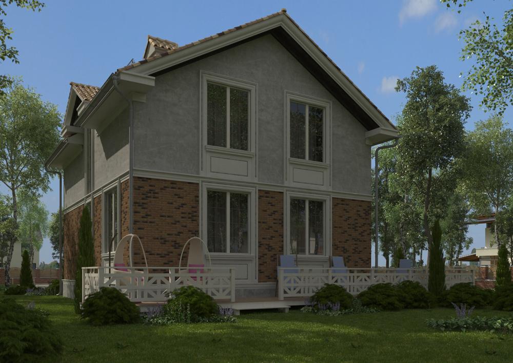 Проект дома 87-18