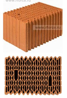 Теплоэффективные керамические блоки Кайман38